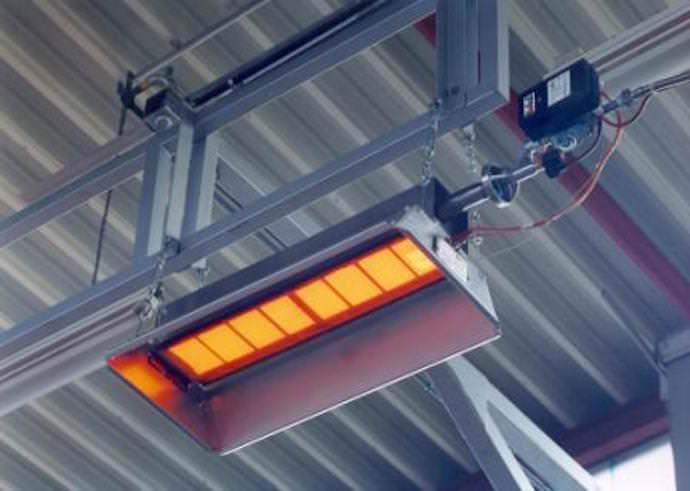 Лучшее отопление для зимней теплицы на даче — инфракрасное отопление