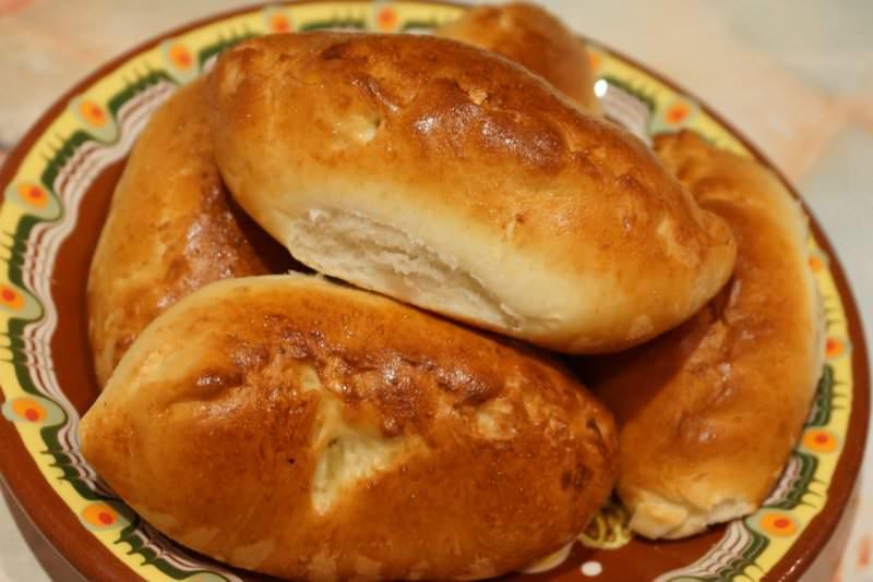 Пирожки свежей капусты рецепты фото
