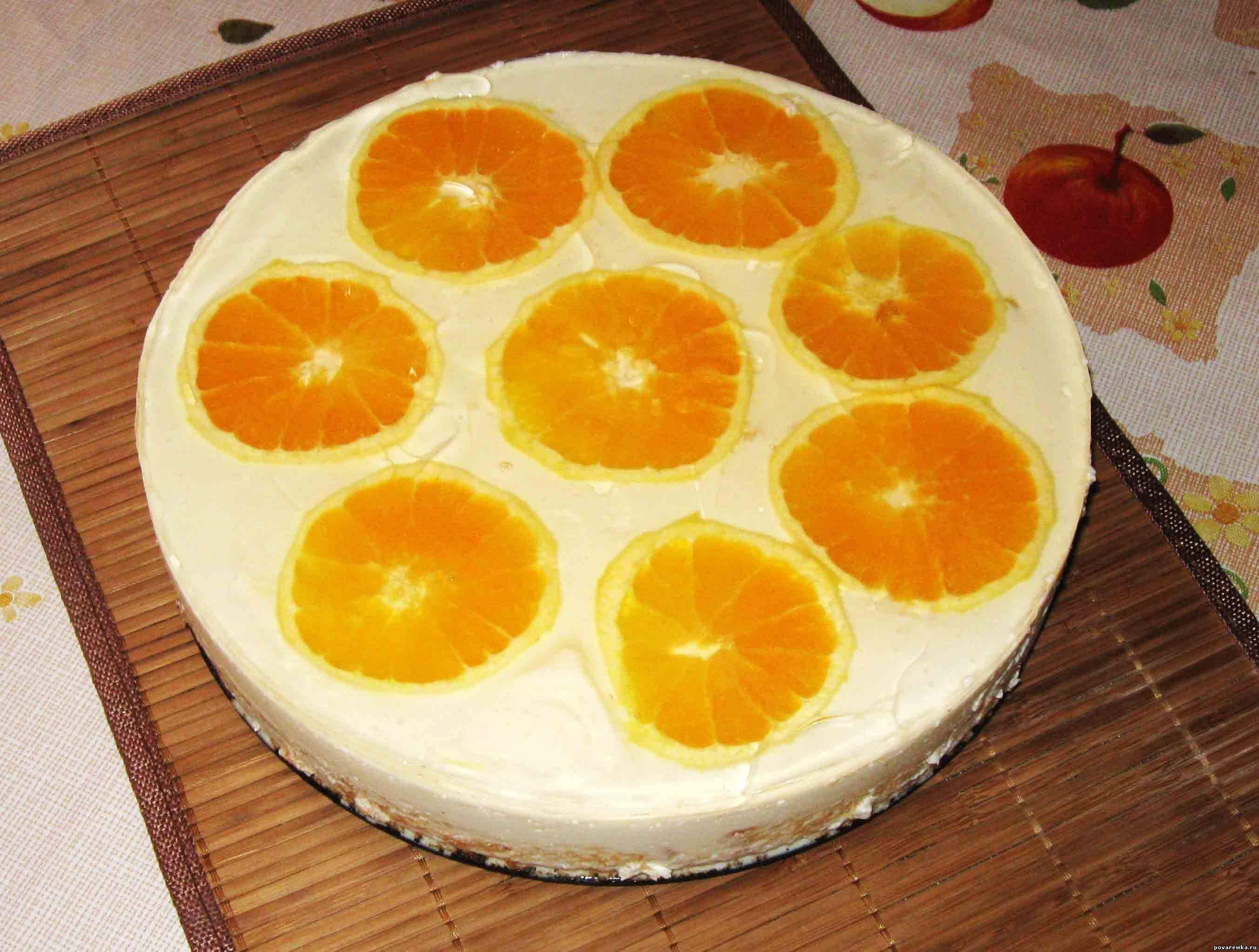 Такой торт придется по вкусу домочадцам
