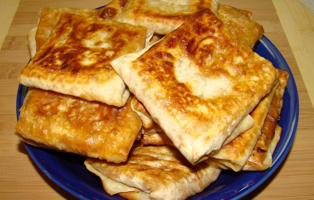 пирожки с пюре в духовке рецепт