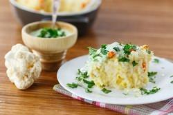 Из риса можно готовить не только кашу, но и отличные запеканки