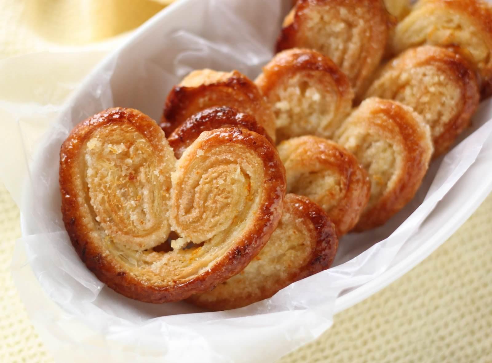 Булочки-сердечки, пошаговый рецепт с фото