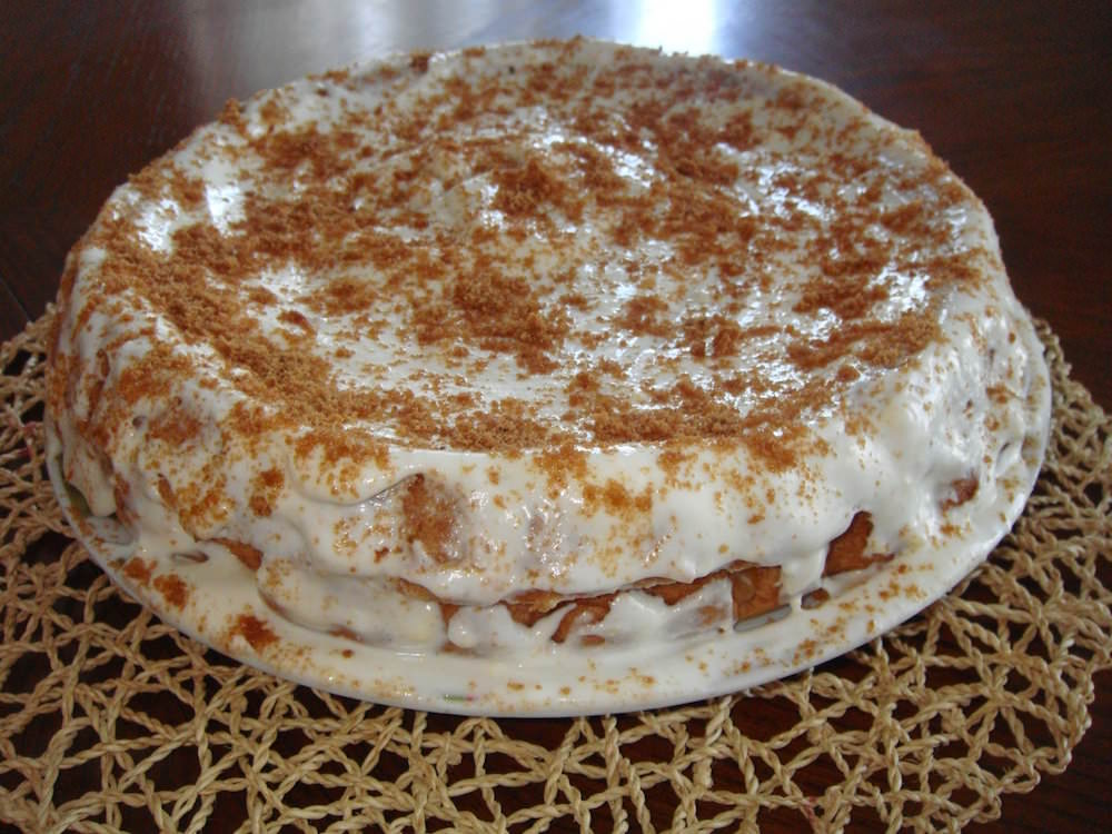 пирог с вареньем без яиц в духовке рецепт с фото пошагово в