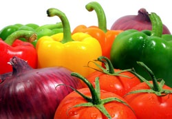 Перец придает заготовкам с томатами особенный аромат и остроту
