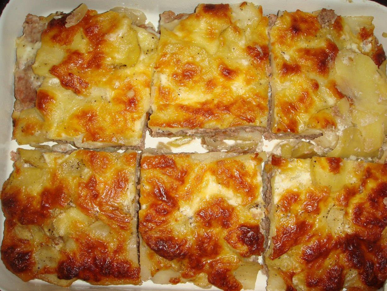 Картошка с печенью на сковороде рецепт