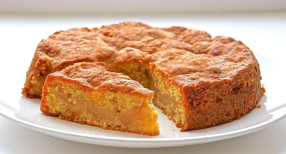 Этот пирог полезный, вкусный и не отражается на фигуре