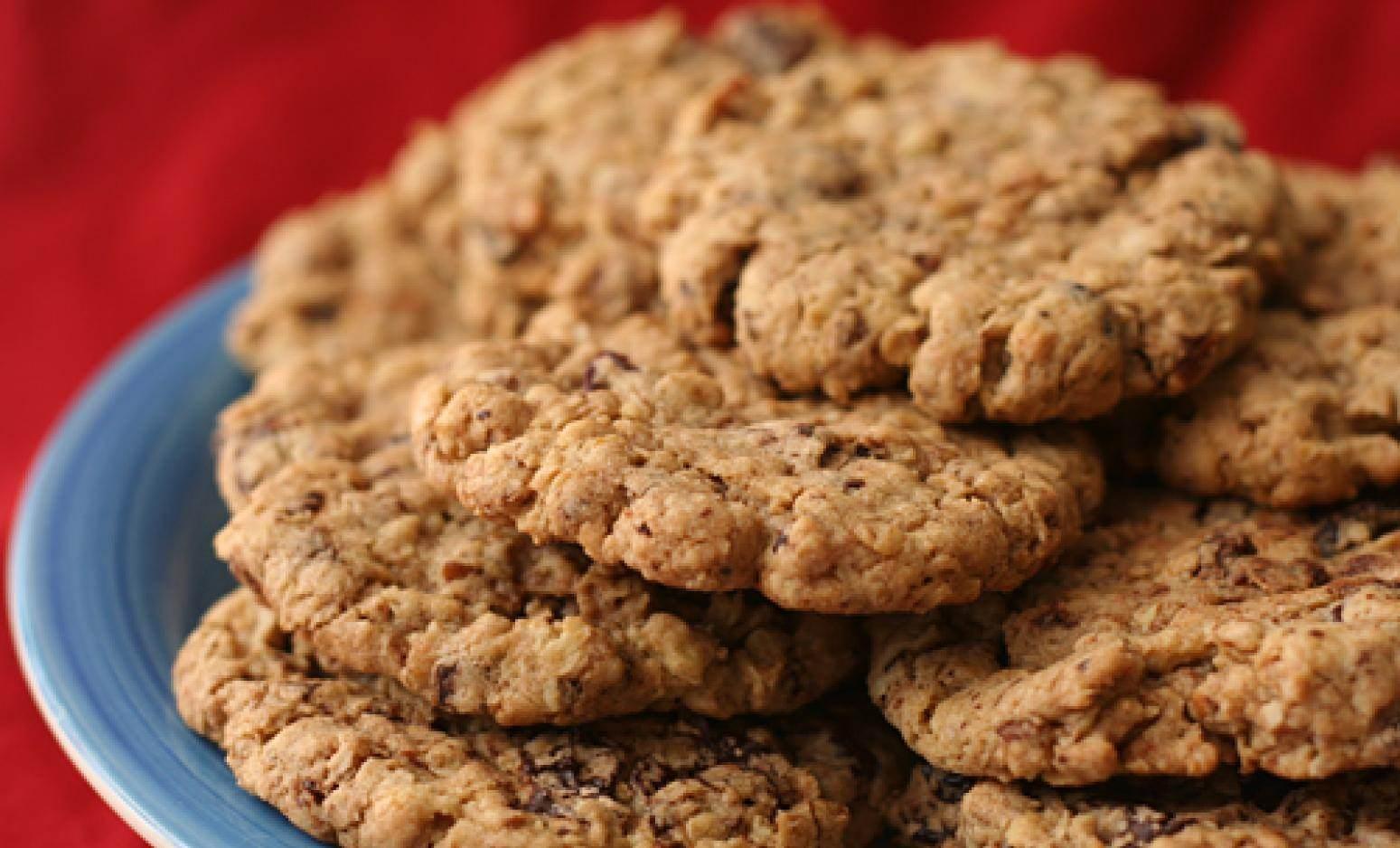 Это печенье полезно для желудочно-кишечного тракта