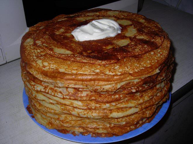 Рецепт приготовления вкусного заварного крема