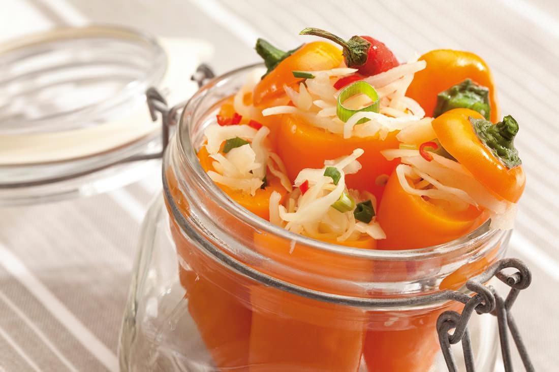 Такая консервация может выручить в любой ситуации, например, когда нет времени на то, чтобы приготовить вкусный гарнир на ужин