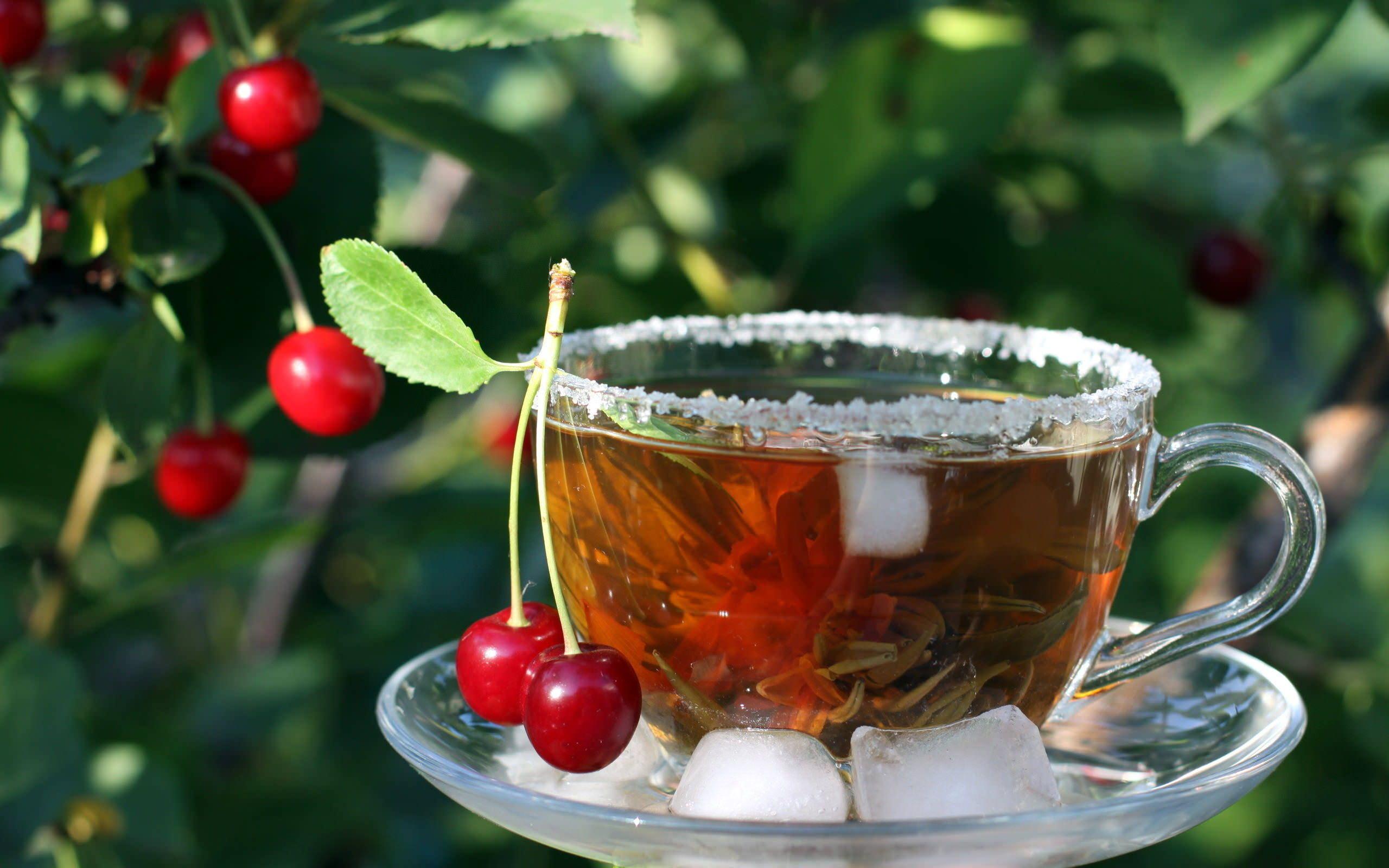 Напиток можно пить как чай