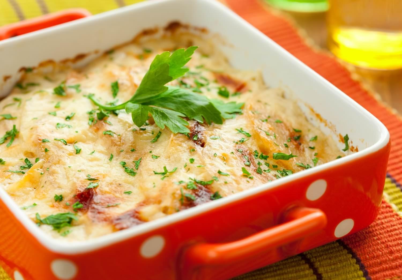 запеканки с макаронами рецепты с фото в духовке с