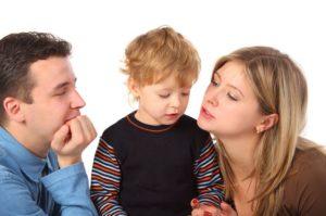 Тест: Вы похожи на папу или маму?