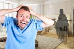 Тест: А в вашем доме живут призраки?