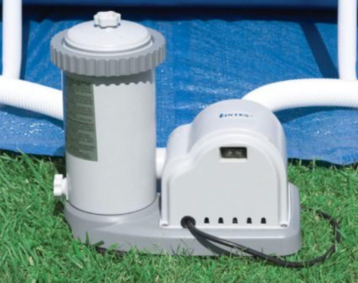 Фильтры для бассейна на даче