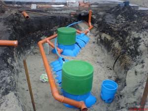 Устройство водопровода в частном доме.