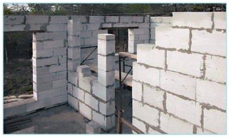 Строим стены дачной бани по всем правилам, с уровнями и расшивкой