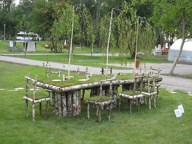Мебель из дерева