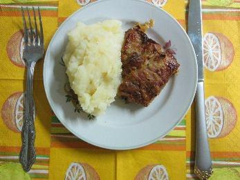 Мясное жаркое по-домашнему