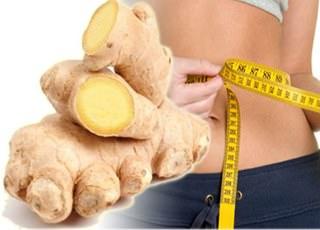 Имбирь – самый действенный способ для похудения