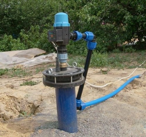 Обустройство скважины на воду: от выбора оборудования до благоустройства
