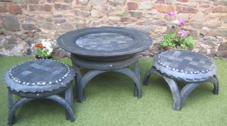 Предметы мебели для зоны отдыха