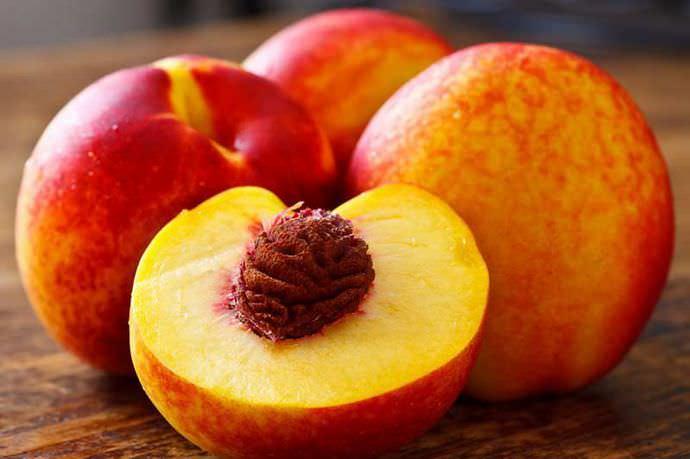 Персики «Ред Хевен» востребован для коммерческого использования