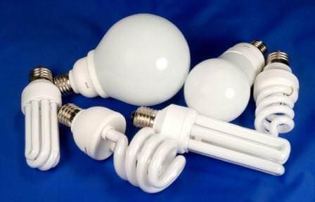 Энергосберегающие лампы для дачи