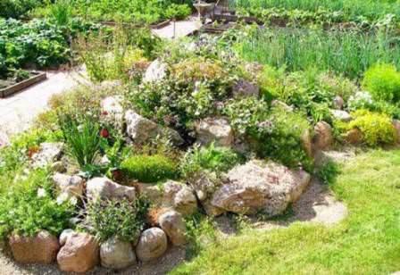 Мох и лишайник можно успешно использовать в создании ландшафтных декораций