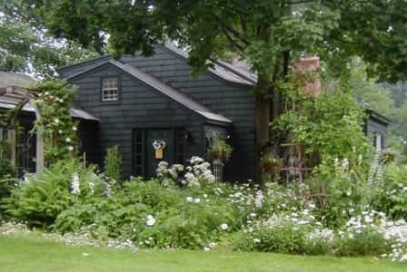 В саду у ландшафтного дизайнера