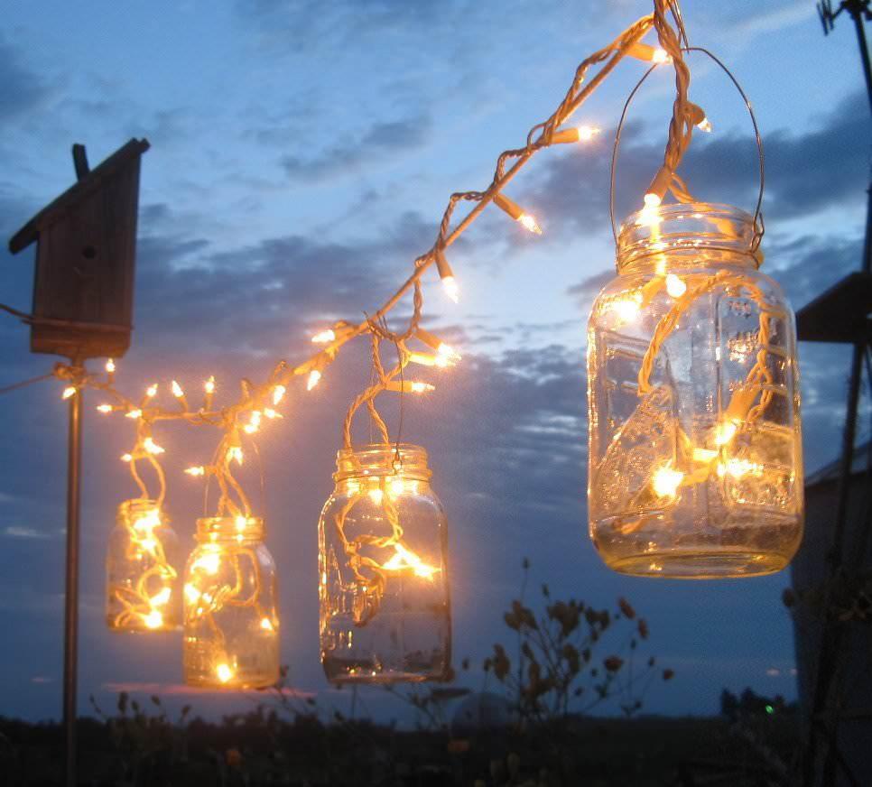 Уличный фонарь своими руками фото