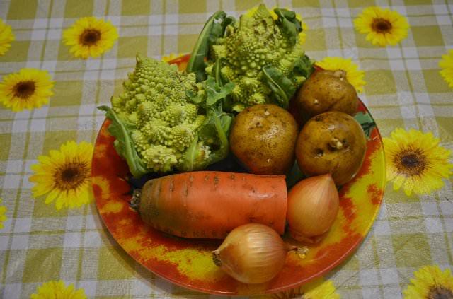 Романеско сочетается со многими продуктами. Из этой капусты можно приготовить много аппетитных и полезных блюд