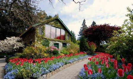 Великолепные сады