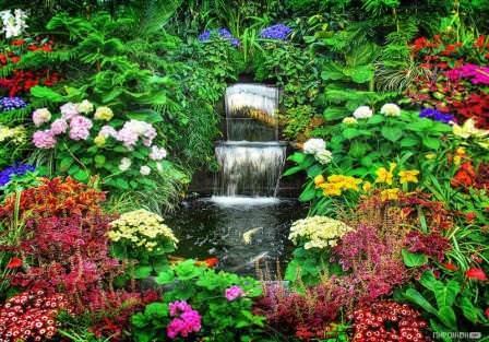 Когда лучше посещать сады Бутчартов