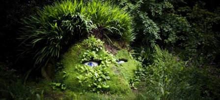 Как появились затерянные сады
