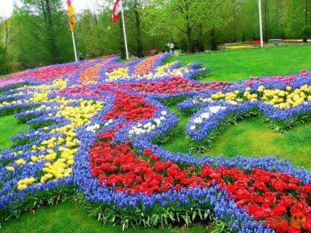 Великолепие садов
