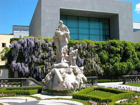 Скульптуры сада