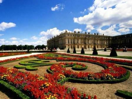 Как создавались сады и парки Версаля