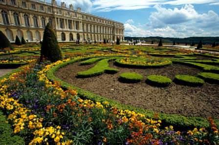 Ландшафтный дизайн садов Версаля