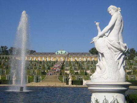 Скульптура парка