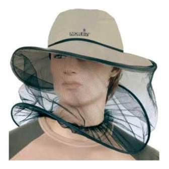 Шляпа с сеткой — один из важнейших дачных аксессуаров