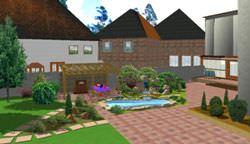Land designer 3d