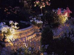 Освещение на участке — это не только простой свет в ночное время