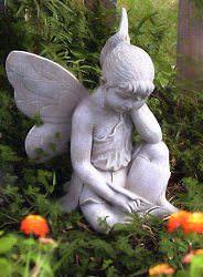Садовая скульптура своими руками - прекрасный элемент ландшафтного дизайна