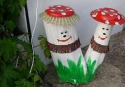 Изготавливаем вазоны своими руками для цветов