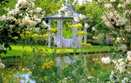 Бельведеры — малые архитектурные формы невиданной красоты