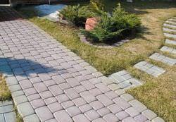 Самостоятельное изготовление тротуарной плитки доступно