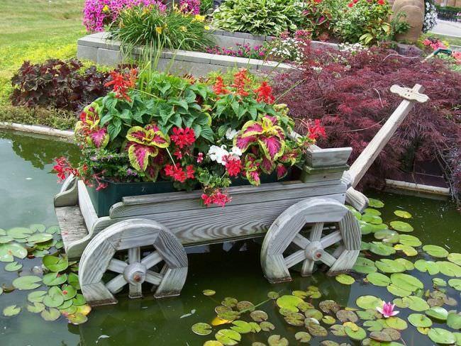 Место выращивания цветочных композиций также должно быть очень тщательно продумано