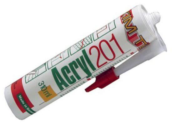 Использовать на даче возможно и акриловые герметики