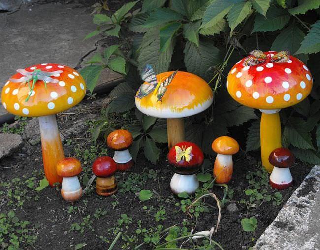 Все мы любим грибы, и это неудивительно: ведь они такие симпатичные