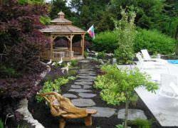 Малые архитектурные формы в саду
